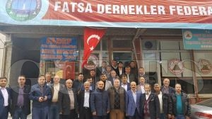 Fatsa Dernekler Federasyonu 30 Ekim 2016 Pazar günü kahvaltılı istişare toplantısı yaparak kaliteli bilgiler paylaşıldı.